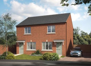 Thumbnail 2 bed terraced house for sale in Harbury Lane, Warwick Warwickshire