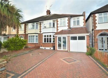 Thumbnail 4 bed semi-detached house to rent in South View Drive, London