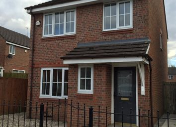 Thumbnail 3 bed detached house to rent in Wallbrook Drive, Blackley Village, Manchester