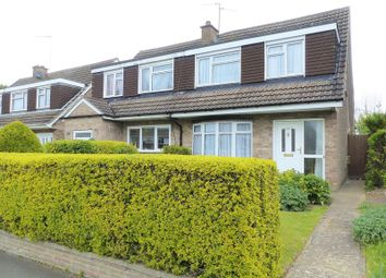 Thumbnail 3 bed semi-detached house for sale in Admirals Way, Daventry