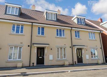 Thumbnail 4 bed terraced house to rent in Handel Way, Biggleswade