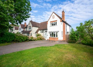 Thumbnail 3 bed semi-detached house for sale in Park Road, Birstall, Leicester