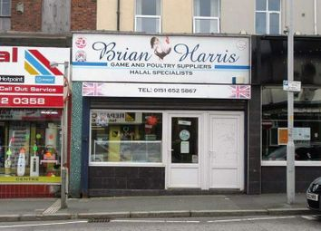 Thumbnail Commercial property for sale in Oxton Road, Birkenhead