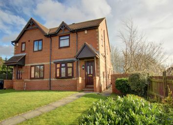 Thumbnail 3 bed semi-detached house for sale in St. Godrics Drive, West Rainton, Houghton Le Spring
