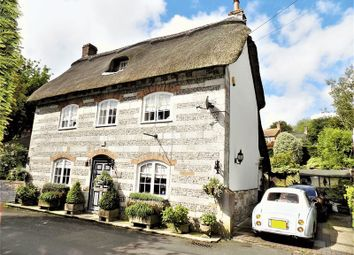 Thumbnail 4 bed detached house for sale in Chapel Street, Milborne St Andrew, Dorset
