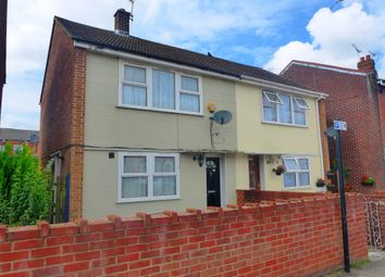 Thumbnail 2 bedroom semi-detached house for sale in Northumberland Road, Newtown, Southampton