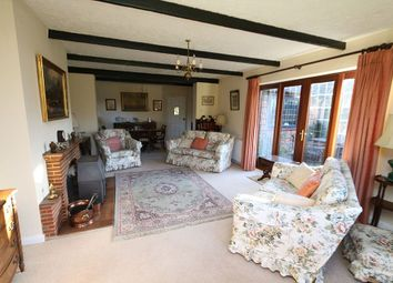 Thumbnail 3 bed detached bungalow for sale in Stansfield, Wymers Wood Road, Burnham, Buckinghamshire