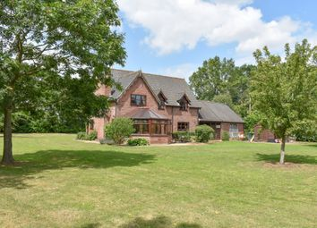 Thumbnail 4 bed detached house for sale in Beccles Road, Holton, Halesworth