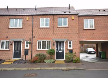 Thumbnail 3 bed town house for sale in Denby Bank, Marehay, Ripley