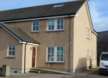 Thumbnail 4 bed semi-detached house to rent in Victoria Road, Maud, Peterhead