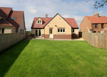 Thumbnail 3 bed detached house for sale in Wargate Way, Gosberton, Spalding