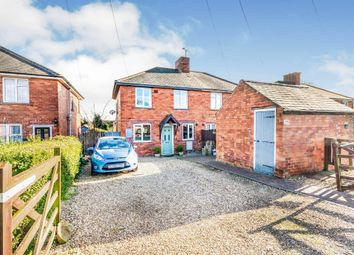 Thumbnail 3 bed semi-detached house for sale in Marratts Lane, Great Gonerby, Grantham