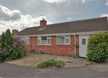 Thumbnail 2 bedroom semi-detached bungalow for sale in Ferrers Rise, Groby