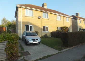 Thumbnail 3 bed semi-detached house for sale in St Laurence Road, Bradford On Avon, Wiltshire