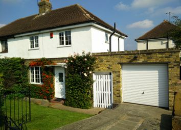 Thumbnail 3 bed semi-detached house to rent in Kingston Avenue, West Drayton