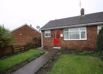 Thumbnail 1 bed bungalow to rent in Wembley Park Avenue, Hull