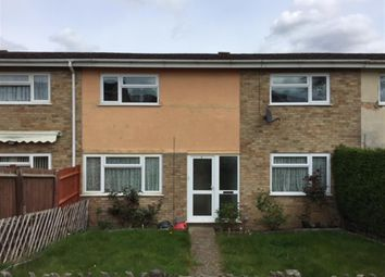 Thumbnail 3 bed terraced house for sale in Phoenix Road, Lords Wood, Chatham, Kent