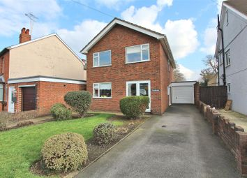 Thumbnail 4 bed detached house for sale in Common Lane, New Haw, Addlestone
