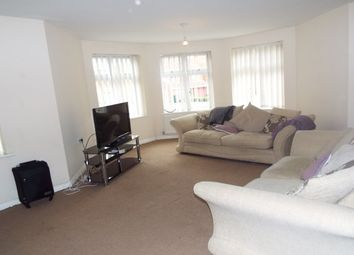 Thumbnail 2 bed flat to rent in Ashover Road, Kenton, Newcastle Upon Tyne