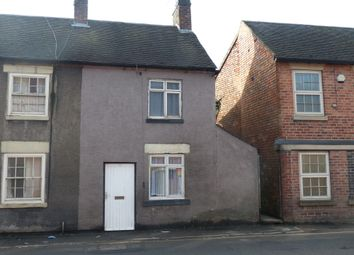 Thumbnail 1 bed cottage for sale in Sturston Road, Ashbourne