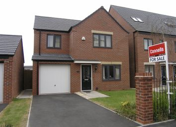 Thumbnail 4 bedroom detached house for sale in Pembrey Gardens, Ettinghshall, Wolverhampton