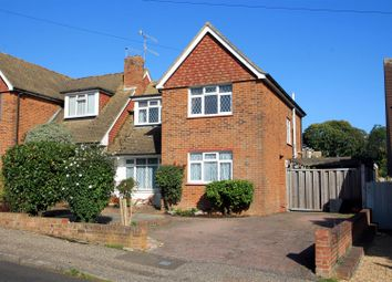 Thumbnail 4 bed property for sale in Ravensbourne Avenue, Shoreham-By-Sea