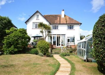 Thumbnail 3 bed detached house for sale in Manstone Lane, Sidmouth, Devon