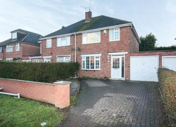 Thumbnail 3 bed semi-detached house for sale in Halford Lane, Keresley, Coventry, West Midlands