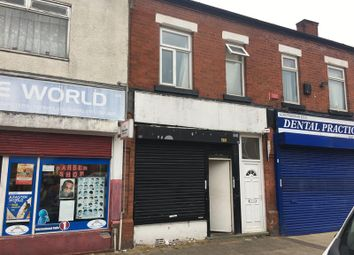 Thumbnail Retail premises to let in 496 Great Cheetham Street East, Salford, Salford, Manchester