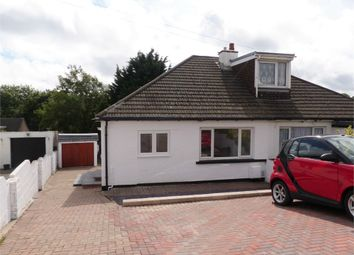 Thumbnail 2 bedroom semi-detached bungalow for sale in Coleridge Close, Cefn Glas, Bridgend, Mid Glamorgan