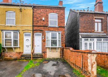 Thumbnail 3 bed end terrace house for sale in Lord Street, Walsall