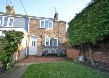 Thumbnail 2 bed end terrace house to rent in Victoria Street, Sacriston, Durham