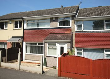 Thumbnail 3 bed terraced house for sale in Woolsington Close, Nottingham