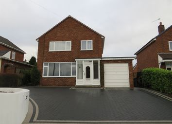Thumbnail 3 bedroom detached house for sale in Simmonds Way, Brownhills, Walsall