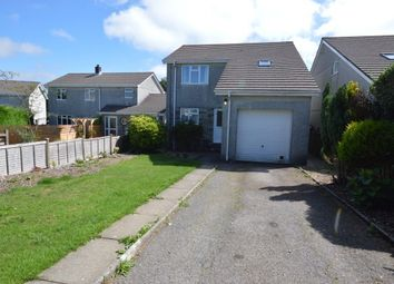 Thumbnail 4 bed detached house to rent in Penhale Close, St. Cleer, Liskeard