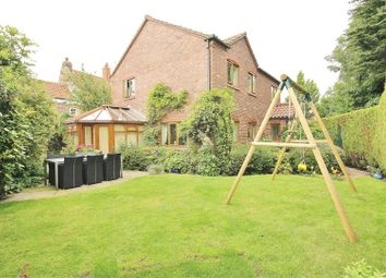 Thumbnail 4 bed detached house for sale in Rose Garth, Barlby, Selby