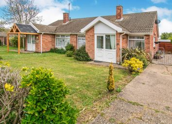 Thumbnail 2 bedroom bungalow to rent in Pinewood Avenue, Lowestoft