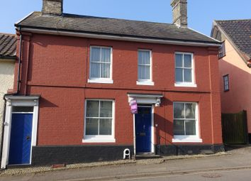 Thumbnail 4 bedroom country house for sale in Lowgate Street, Eye