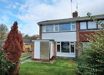 Thumbnail 3 bed end terrace house for sale in Highgate Road, Whitstable