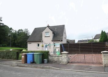 Thumbnail 2 bedroom terraced house for sale in Brown Avenue, Alloa