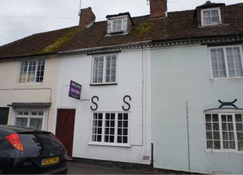 Thumbnail 2 bed terraced house for sale in Warwick Street, Southam
