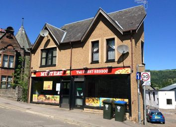 Thumbnail Retail premises for sale in 1 Bridge End, Aberfeldy