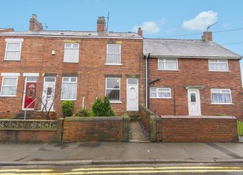 2 bed terraced house for sale in Queen Victoria Road, New Tupton, Chesterfield S42