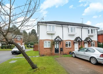 2 bed end terrace house to rent in Eyston Drive, Weybridge KT13