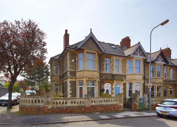 Thumbnail 2 bed flat for sale in Cornerswell Road, Penarth, Penarth