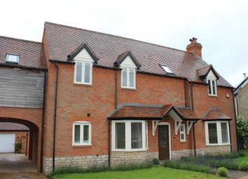 Thumbnail 4 bed detached house to rent in Church Fields, Wixford, Alcester