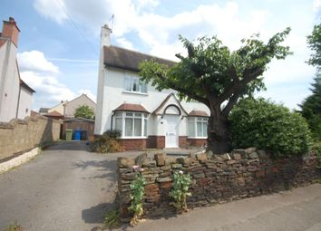 Thumbnail 3 bed detached house to rent in Newbold Road, Chesterfield