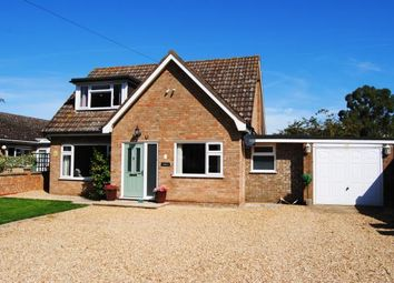 Thumbnail 3 bed detached house for sale in Walpole St. Peter, Wisbech