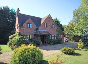 3 bed detached house for sale in Spring Lane, New Milton, Hampshire BH25