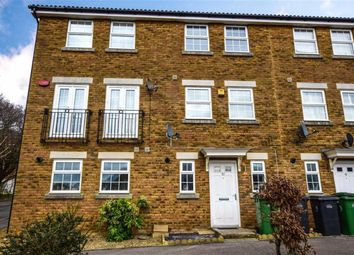 Thumbnail 3 bed terraced house for sale in Bluebell Gardens, St Leonards-On-Sea, East Sussex